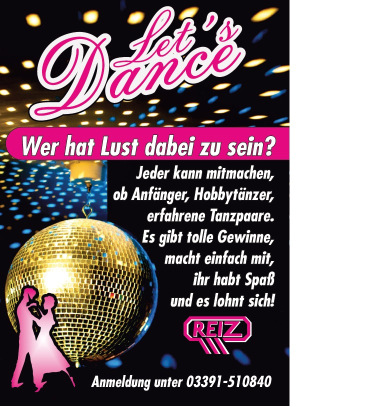 "Herbstfest  "" Let`s Dance "" am 08.10.2017"
